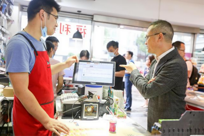 从零售到餐饮,天波智能收银机与自助点餐机...